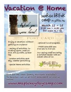 marchbreak