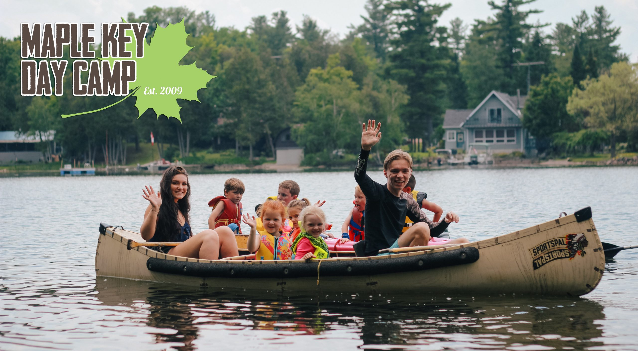 A summer day camp that's REALLY a camp – all the outdoors, all the adventure featured image